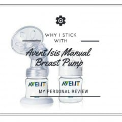 Philips Avent Isis Manual Breast Pump Reviews: Find Out Why I stick with it
