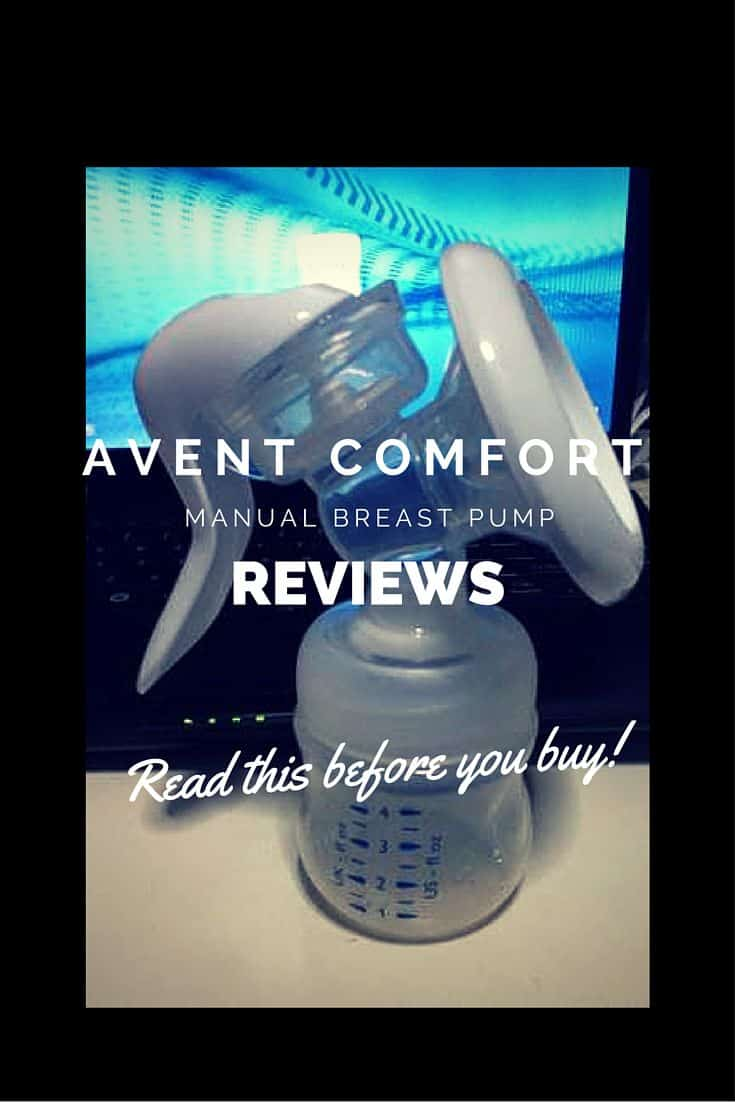 Avent Comfort Manual Breast Pump Reviews Living With Low Milk Supply