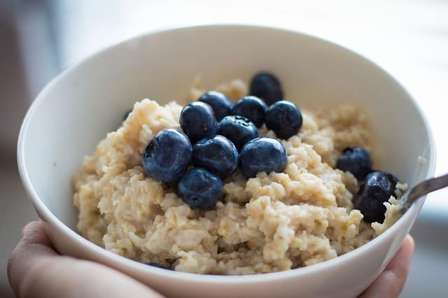 oatmeal to boost milk supply