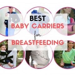 best baby carrier for breastfeeding