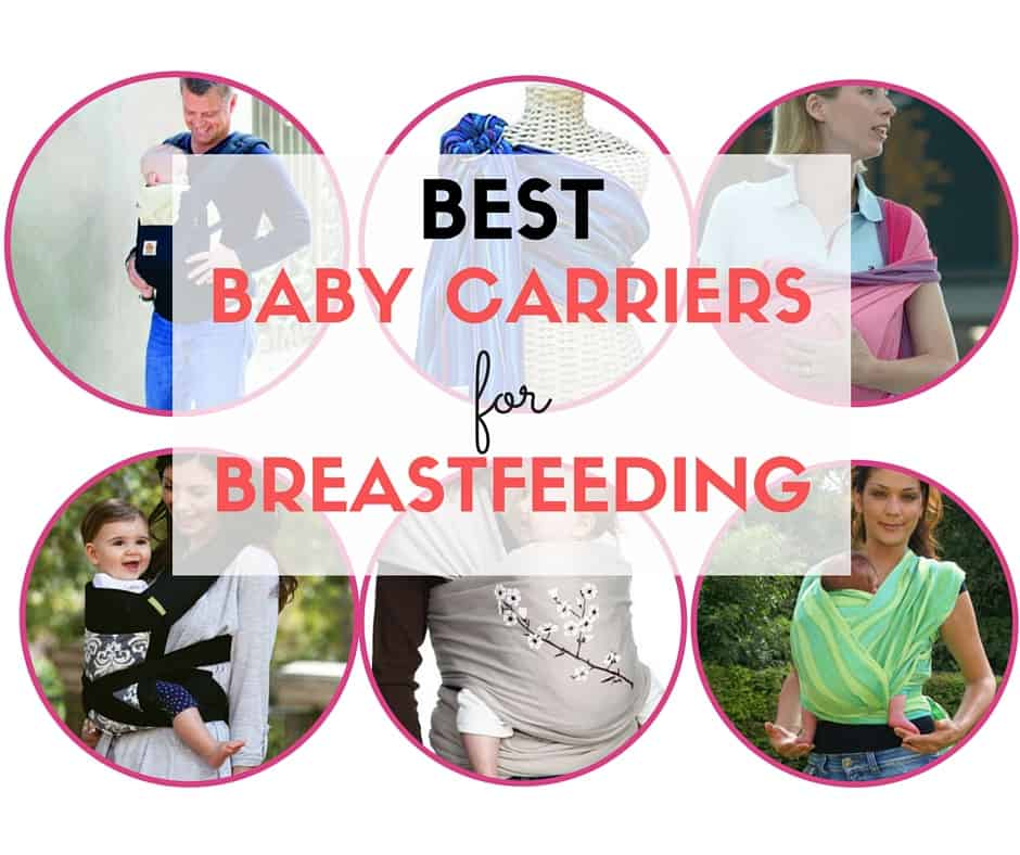 4ef93d71510 Best Baby Carriers For Breastfeeding That You Should Try - Living ...