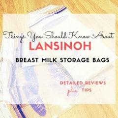 Lansinoh Breast Milk Storage Bags Reviews