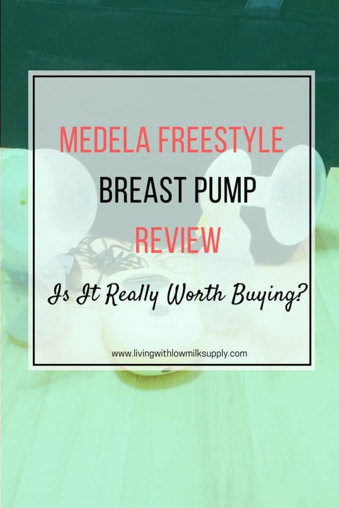 Are you thinking to buy Medela Freestyle? Find out if Medela Freestyle is really worth buying in this detailed review.