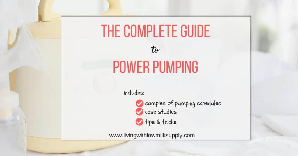 how to do power pumping to increase milk supply? Learn in this complete guide
