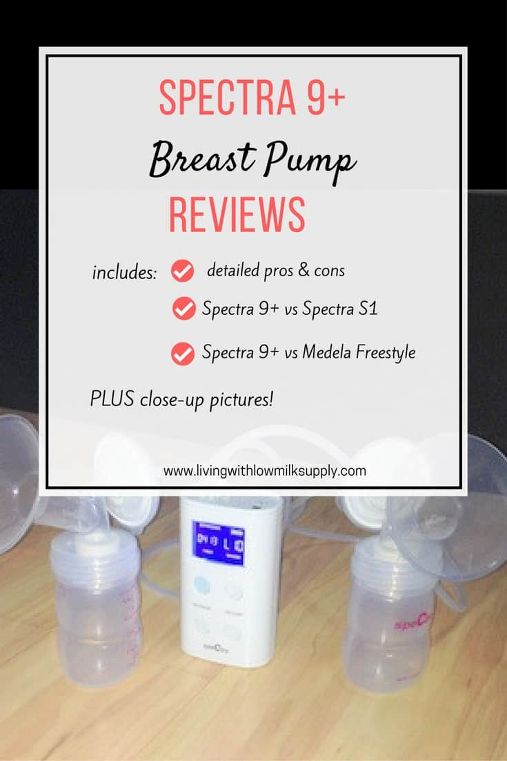Spectra 9 Plus Breast Pump Reviews Detailed Pros And Cons