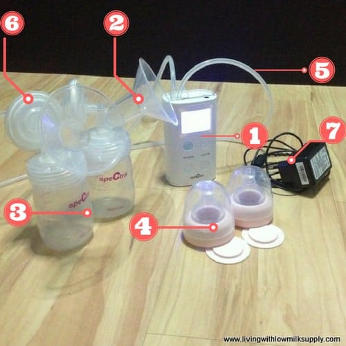 spectra-s9-breast-pump-review-out-of-the-box