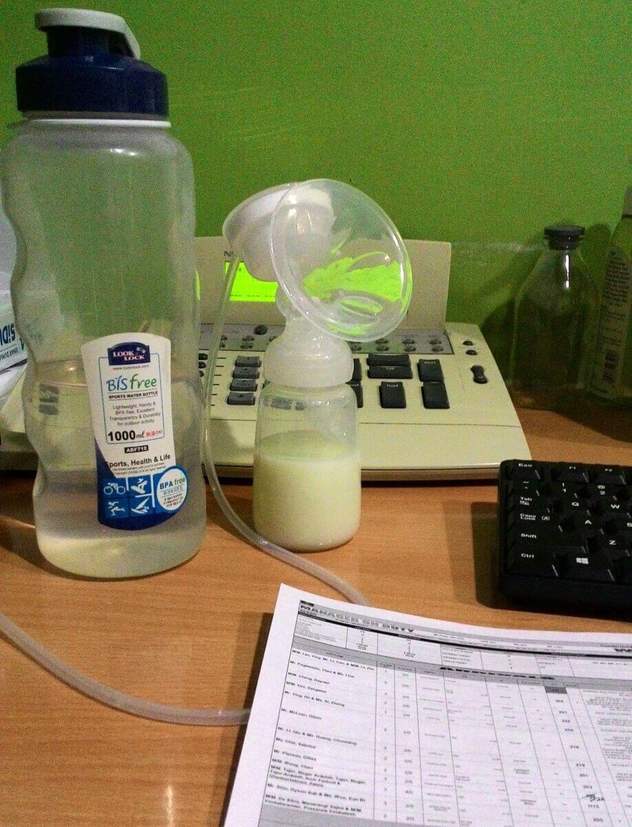 Kako zgraditi mleko Stash do 300 Oz A Moms-4132