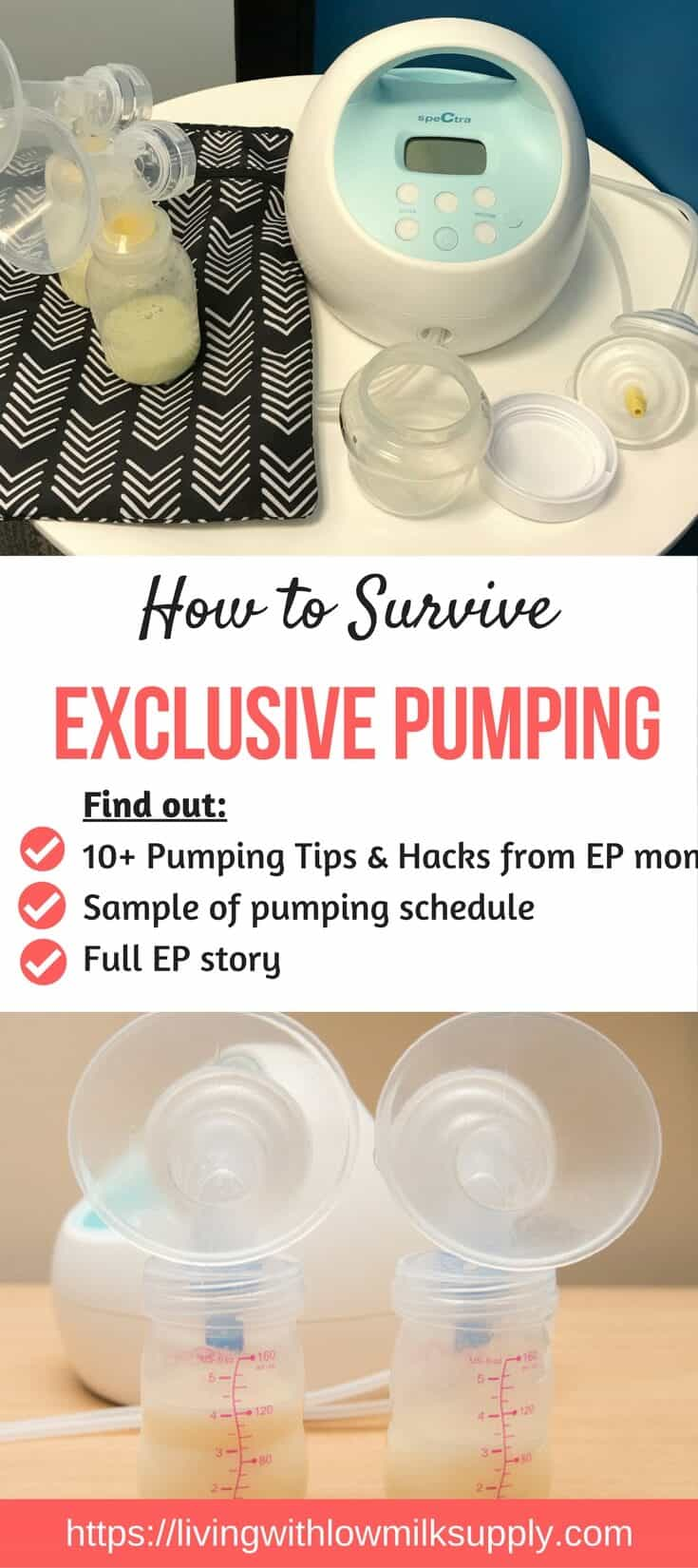 Exclusive Pumping Tips: Are you looking for exclusive pumping tips and hacks? In this article, Kristina shared her top pumping tips plus exclusive pumping schedule