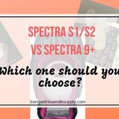 spectra s2 vs spectra 9 plus