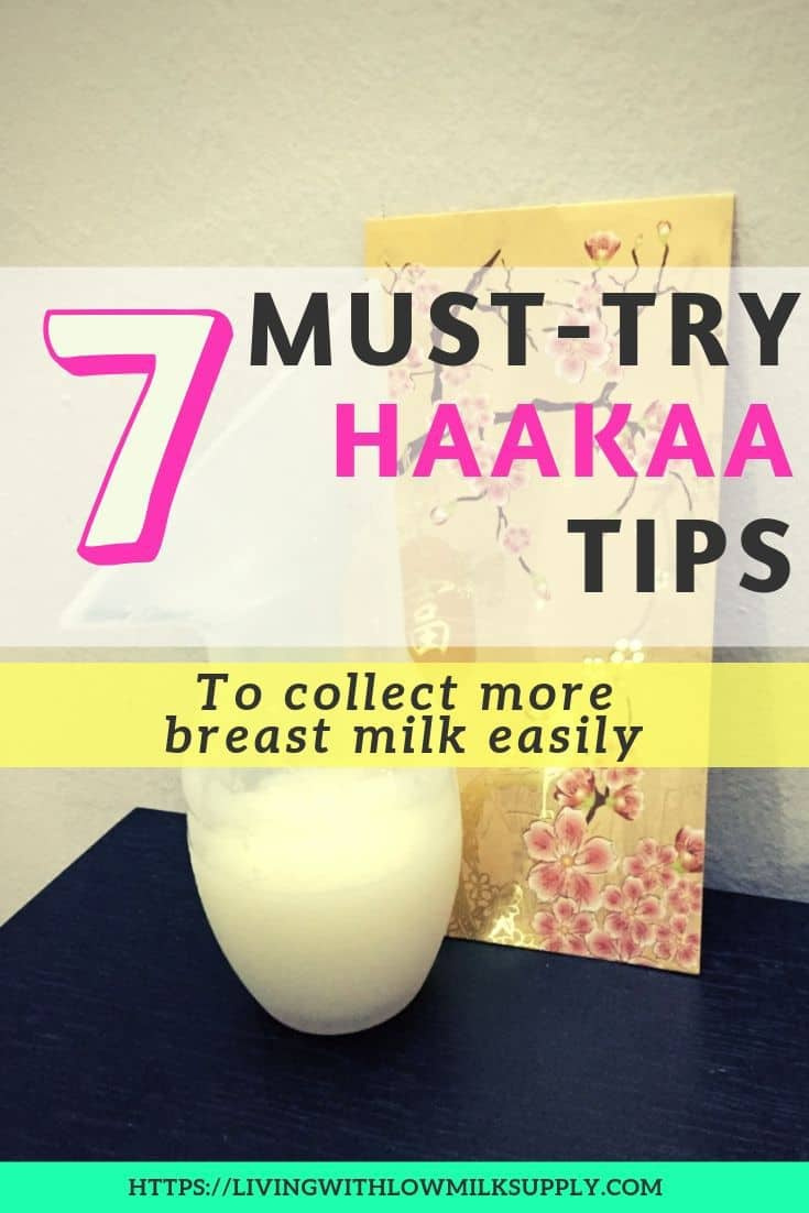 7 Ways to Pump More Breast Milk Easily With Haakaa Breast Pump