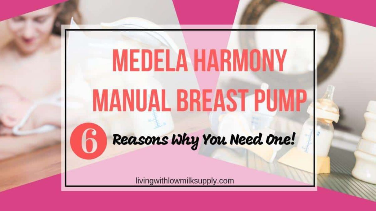 Medela Harmony Manual Breast Pump Review 6 Reasons Why You Need